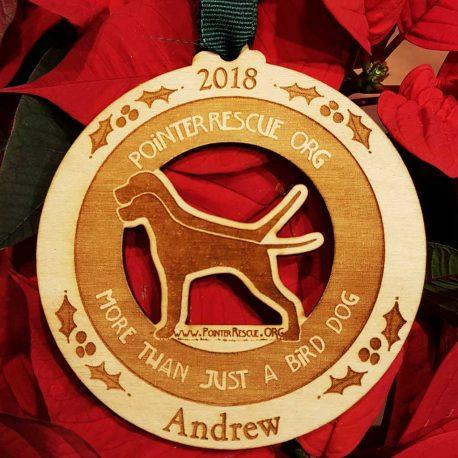 2018 PRO Ornament